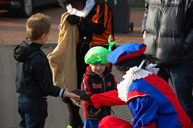 Sinterklaasintocht Vleuten (3)