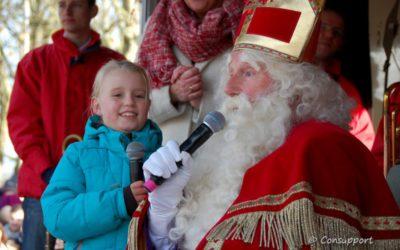 Foto's Sinterklaasintocht Vleuten | Haarzuilens 2017