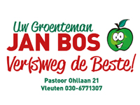 Uw Groenteman Jan Bos