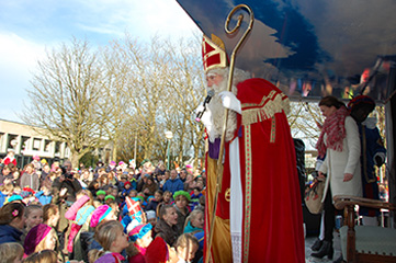 Sinterklaasintocht op zaterdag 24 november 2018