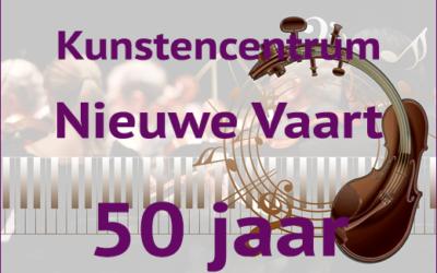 Jubileumvoorstelling – 50 jaar Kunstencentrum Nieuwe Vaart