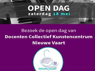 18 mei Open Dag Nieuwe Vaart