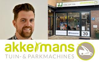 Akkermans Tuin en Park machines
